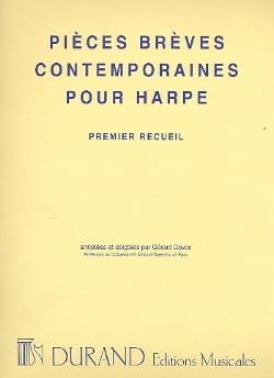 Pièces brèves contemporaines pour harpe Volume 1 laflutedepan