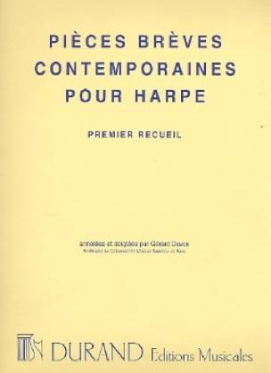 Pièces brèves contemporaines pour harpe Volume 1 - laflutedepan.com