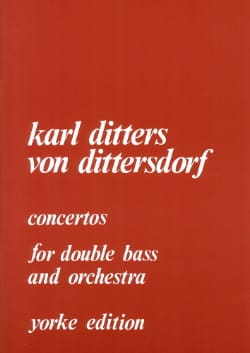 Concertos for double bass and orchestra laflutedepan