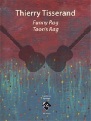 Funny Rag / Toon's Rag - TISSERAND - Partition - laflutedepan.com