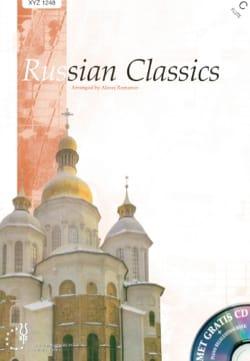 Russian Classics Partition Flûte traversière - laflutedepan