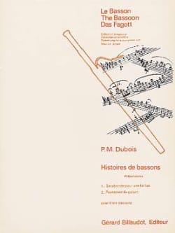 Histoires de Bassons Vol 1-préparatoire laflutedepan