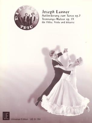 Aufforderung zum Tanze op. 7 - Trennungs-Walzer op.19 laflutedepan