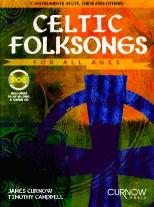 Celtic Folksongs - C instruments laflutedepan