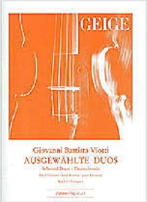 Duos Choisis, Vol. 1 - 2 Violons - VIOTTI - laflutedepan.com