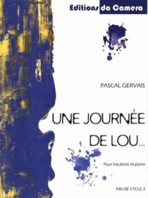 Une Journée de Lou.. - Hautbois et Piano - laflutedepan.com