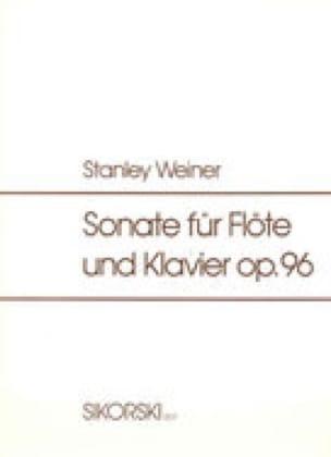 Sonate op. 96 - Flöte und Klavier - Stanley Weiner - laflutedepan.com
