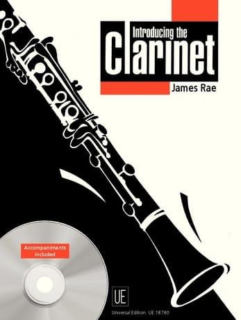 Introducing the clarinet - James Rae - Partition - laflutedepan.com