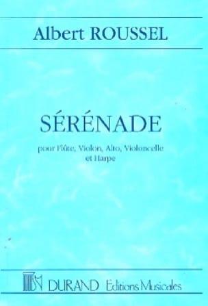Sérénade op. 30 - ROUSSEL - Partition - laflutedepan.com