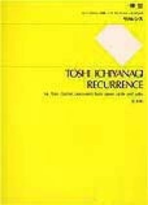 Recurrence - Toshi Ichiyanagi - Partition - laflutedepan.com