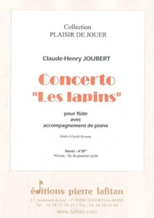 Concerto Les lapins - Flûte et piano - laflutedepan.com