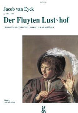 Der Fluyten Lust-hof pour débutants Jacob van Eyck laflutedepan