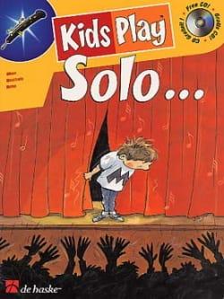 Kids play Solo... - Oboe Paula Smit Partition Hautbois - laflutedepan