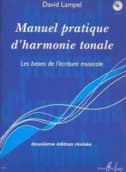Manuel Pratique d'Harmonie Tonale David Lampel Partition laflutedepan
