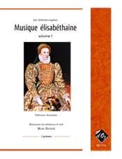 Musique Elisabéthaine - Variés Auteurs - Partition - laflutedepan.com