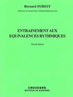 Entrainement aux équivalences rythmiques - Moyen laflutedepan