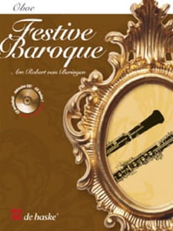 Festive Baroque - Hautbois et Piano compositeurs Divers laflutedepan