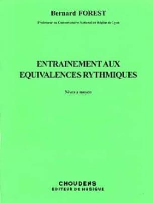 Entrainement aux équivalences rythmiques - Moyen - laflutedepan.com