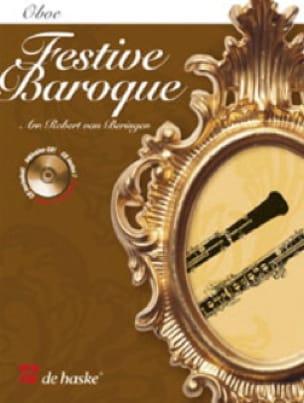 Festive Baroque - Hautbois et Piano - laflutedepan.com
