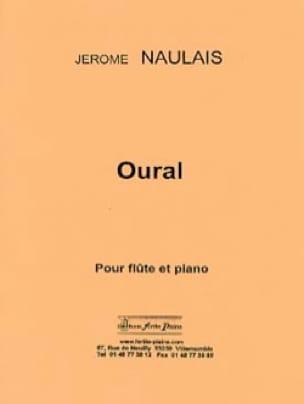 Oural - Jérôme Naulais - Partition - laflutedepan.com