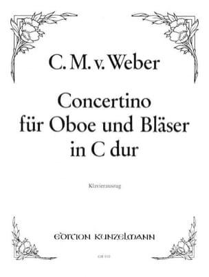 Concertino in C-Dur -Oboe Klavier - laflutedepan.com