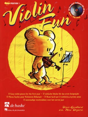 Violon Fun Dinie Goedhart Partition Violon - laflutedepan