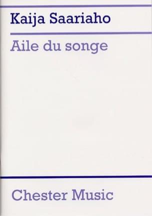 Kaija Saariaho - The Dream Wing Concerto Concerto - Full Score - Partition - di-arezzo.com