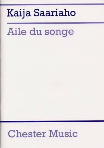 L'Aile du Songe Flute Concerto - Full Score - laflutedepan.com