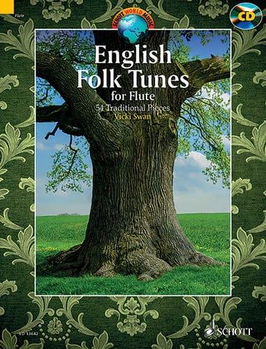 English Folk Tunes - Flûte ou 2 Flûtes - laflutedepan.com