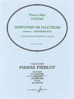 Histoires de Hautbois - Volume 1 : Hautbois Joli laflutedepan
