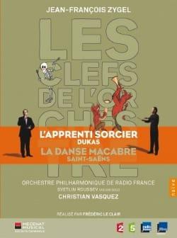 Les Clefs de l' Orchestre : Dukas / Saint-Saëns - laflutedepan.com