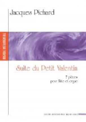 Suite du Petit Valentin - Jacques Pichard - laflutedepan.com