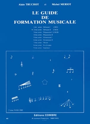 Alain TRUCHOT et Michel MÉRIOT - The Music Training Guide Volume 2 - Partition - di-arezzo.es