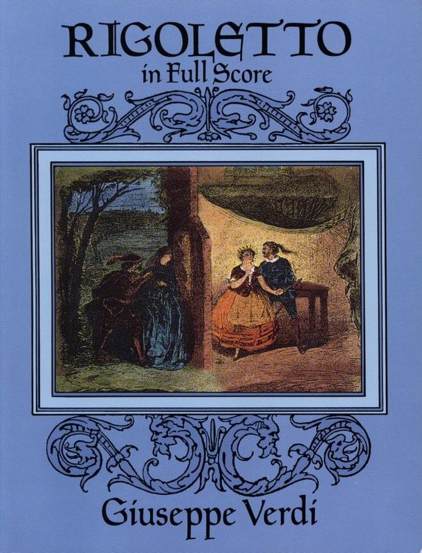 Rigoletto - Full Score - VERDI - Partition - laflutedepan.com