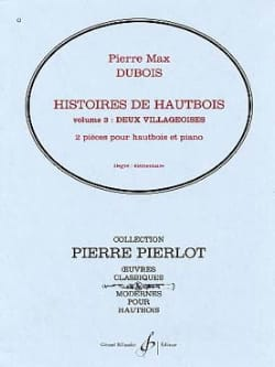 Histoires de Hautbois Volume 3 - 2 Villageoises laflutedepan