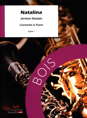 Jérôme Naulais - Natalina - Partition - di-arezzo.co.uk