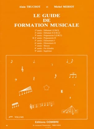 Alain TRUCHOT et Michel MÉRIOT - The Music Training Guide Volume 4 - Partition - di-arezzo.es
