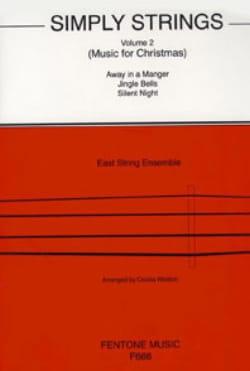 Simply Strings, Volume 2 Cecilia Weston Partition laflutedepan