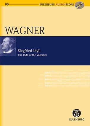 Siegfried-Idyll / La Chevauchée des Walkyries WAGNER laflutedepan