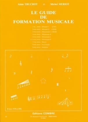 Le Guide de Formation Musicale Volume 6 laflutedepan