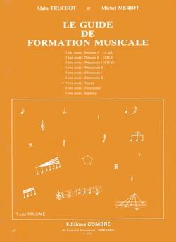 Le Guide de Formation Musicale Volume 7 laflutedepan
