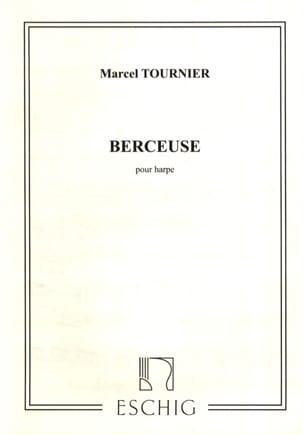 Berceuse - Harpe Marcel Tournier Partition Harpe - laflutedepan