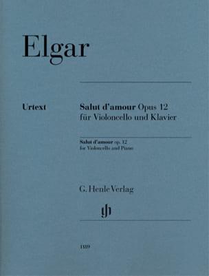 Salut d'Amour - Violoncelle et Piano Edward Elgar laflutedepan