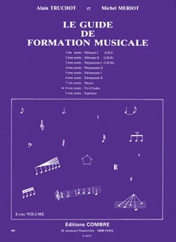 Alain TRUCHOT et Michel MÉRIOT - The Music Training Guide Volume 8 - Partition - di-arezzo.es