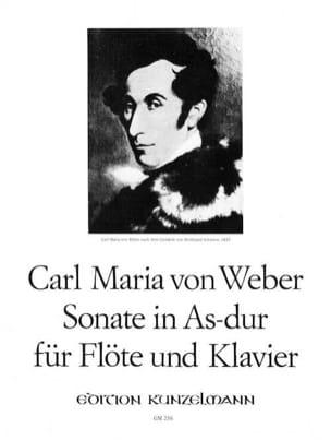 Sonate in As-Dur fürFlöte und Klavier laflutedepan