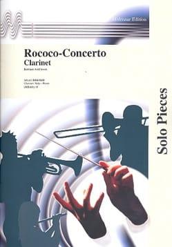 Rococo - Concerto - Clarinet piano Jurriaan Andriessen laflutedepan