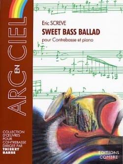 Sweet Bass Ballad Eric Screve Partition Contrebasse - laflutedepan