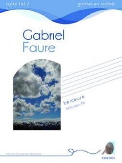Valse de Dolly - FAURÉ - Partition - Guitare - laflutedepan.com