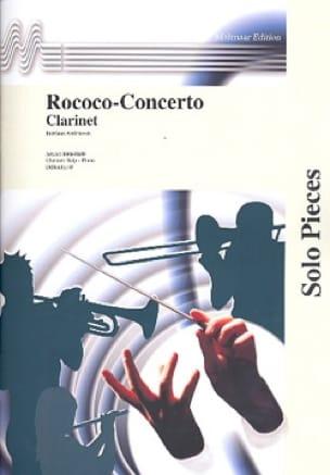 Rococo - Concerto - Clarinet piano - laflutedepan.com