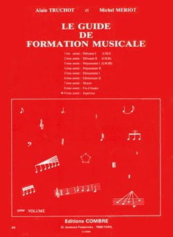 Alain TRUCHOT et Michel MÉRIOT - The Music Training Guide Volume 9 - Partition - di-arezzo.es